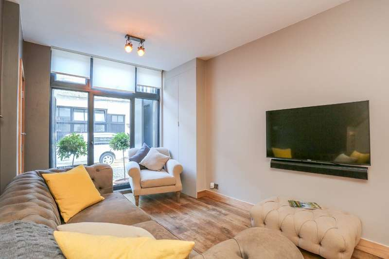 3 Bedrooms Mews House for sale in Cambridge Grove, Hove