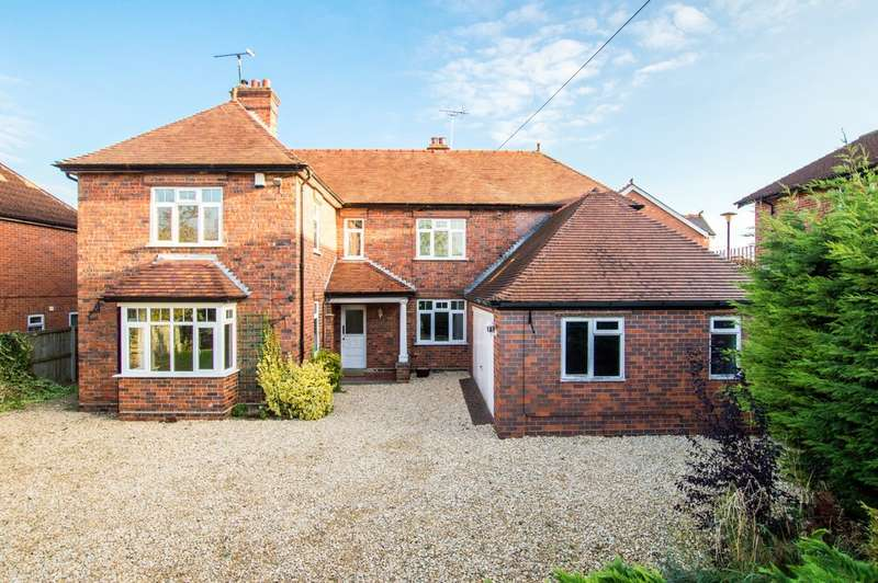 4 Bedrooms Detached House for sale in Hucclecote Road, Gloucester, GL3 3TS