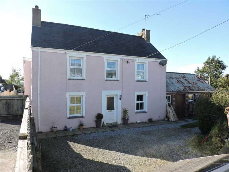 3 Bedrooms Property for sale in St. Davids Road, Letterston, Haverfordwest