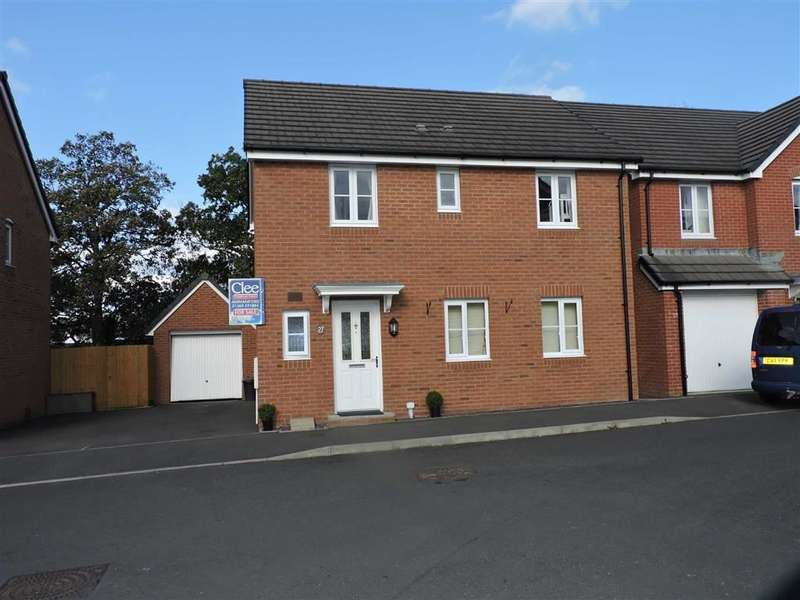 4 Bedrooms Property for sale in Dol Y Dderwen, Ammanford