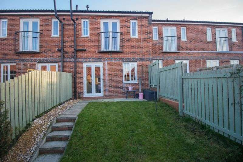 3 Bedrooms Terraced House for sale in Low Mill Villas, Blaydon
