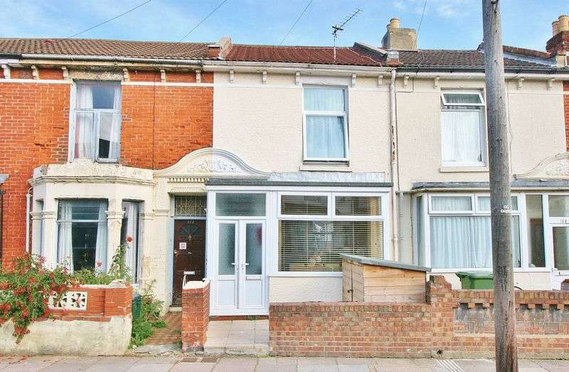 3 Bedrooms Terraced House for sale in Shearer Road, Portsmouth