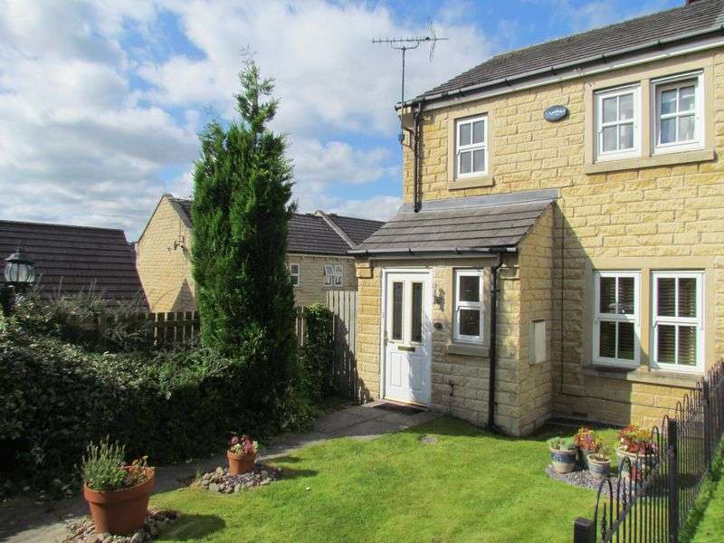3 Bedrooms Terraced House for sale in Canwick Close, Keighley