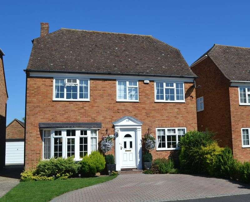 5 Bedrooms Detached House for sale in Allington Drive, Tonbridge