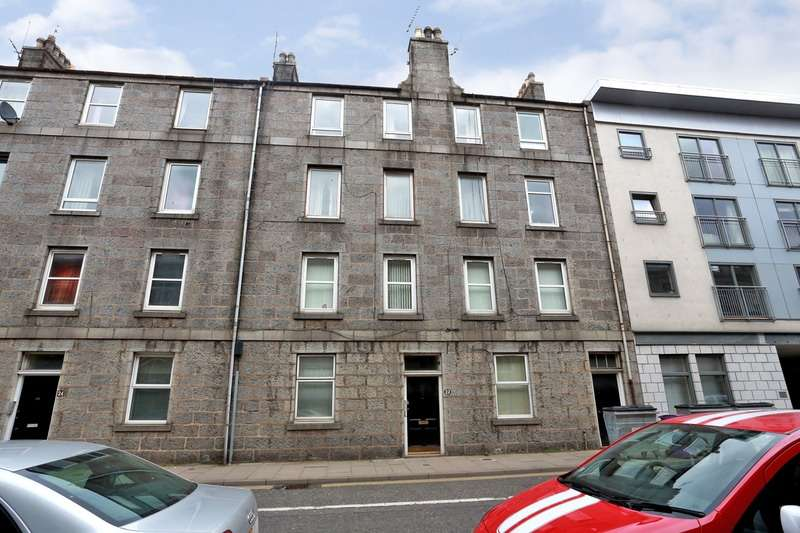 1 Bedroom Flat for sale in Charlotte Street, Aberdeen, Aberdeenshire, AB25
