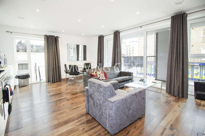 1 Bedroom Flat for sale in Stephen Court, 154 - 160 Hackney Road, Shoreditch