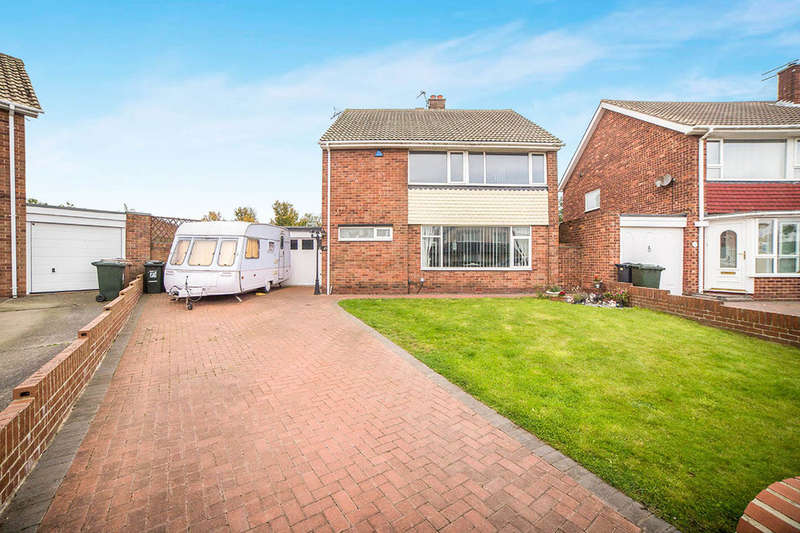 3 Bedrooms Detached House for sale in Boulsworth Road, North Shields, NE29