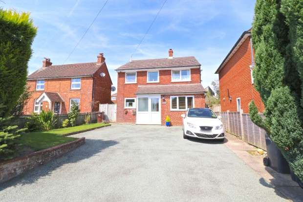 3 Bedrooms Detached House for sale in Richmond Mutton Hall Lane, Heathfield, TN21