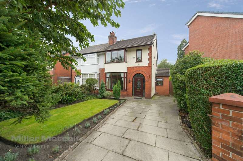 3 Bedrooms Semi Detached House for sale in Bromwich Street, The Haulgh, Bolton, Lancashire
