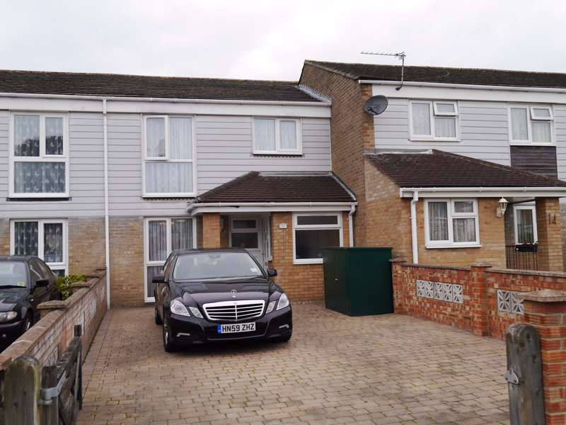 3 Bedrooms Terraced House for sale in Norton Close, Woolston