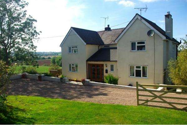 5 Bedrooms Detached House for sale in Horton Bank, Edwyn Ralph, Bromyard