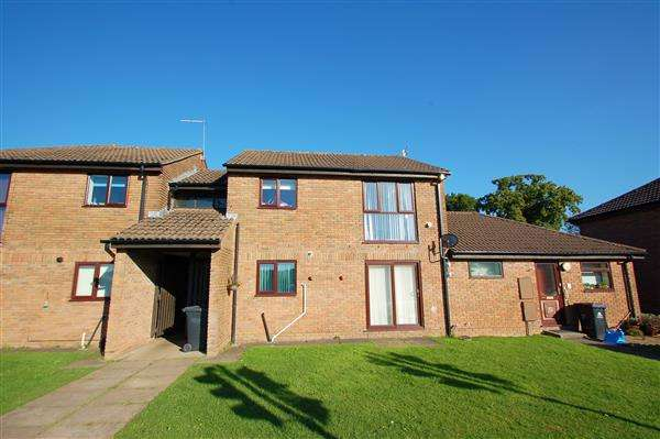 1 Bedroom Flat for sale in OLD VICARAGE COURT, COLEFORD