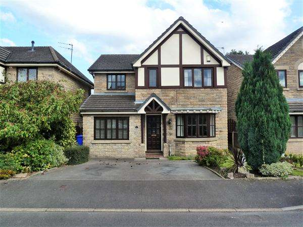4 Bedrooms Detached House for sale in Kepplecove Meadow, Worsley