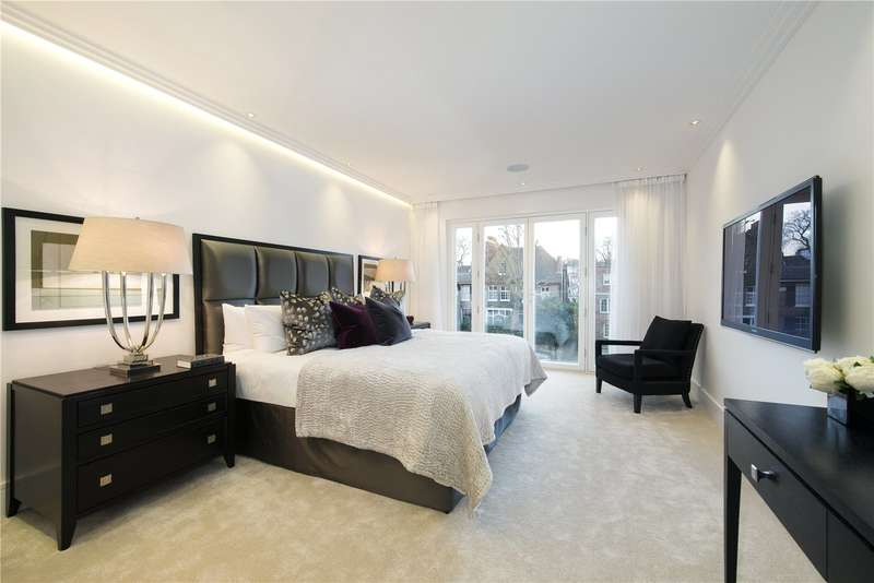 5 Bedrooms House for sale in Clareville Grove, South Kensington, London, SW7