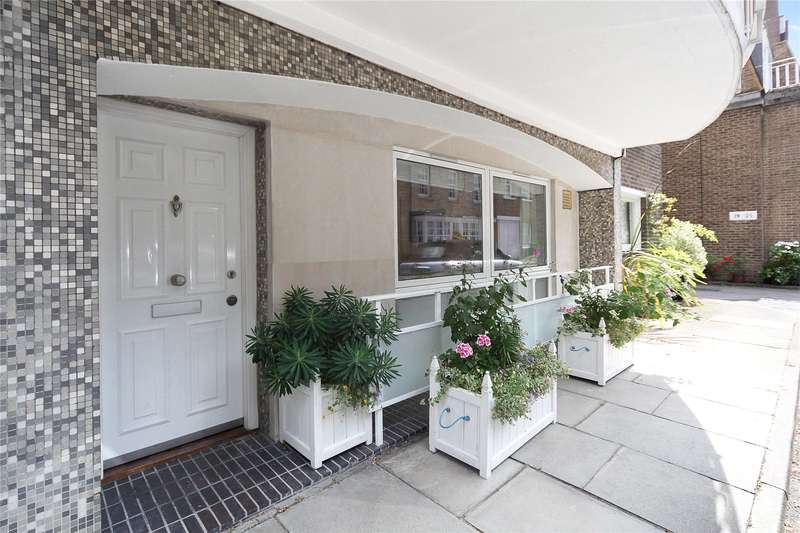 1 Bedroom Mews House for sale in Whaddon House, William Mews, London, SW1X