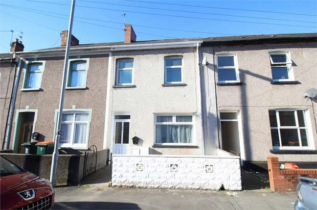 3 Bedrooms Terraced House for sale in Duckpool Road, NEWPORT