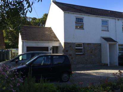 3 Bedrooms Semi Detached House for sale in Redruth, Cornwall, .