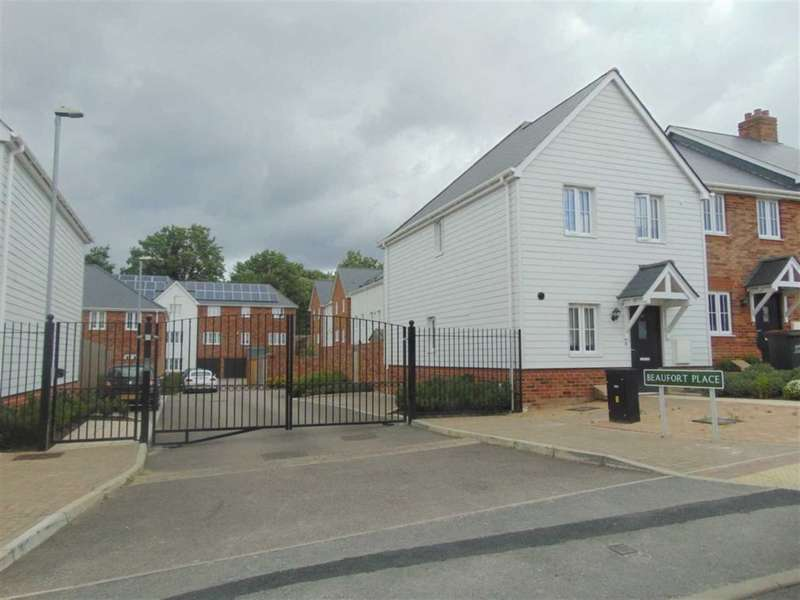 2 Bedrooms Flat for sale in Beaufort Place, Orpington