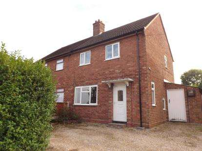 2 Bedrooms Semi Detached House for sale in Rydal Way, Newcastle, Staffordshire, .