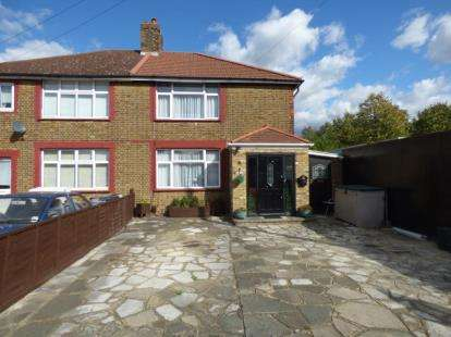 3 Bedrooms Semi Detached House for sale in Fraser Road, London, Uk, Edmonton