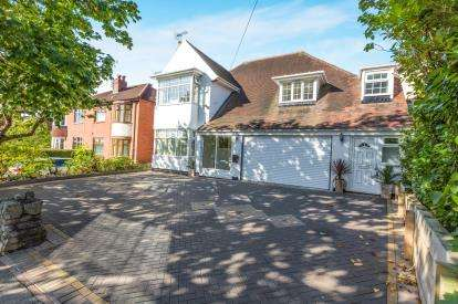 5 Bedrooms Detached House for sale in Highfield Lane, Quinton, Birmingham, West Midlands