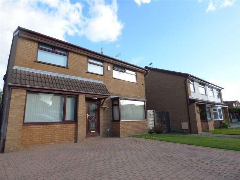 4 Bedrooms Property for sale in Bramblewood, Chadderton, Oldham, OL9