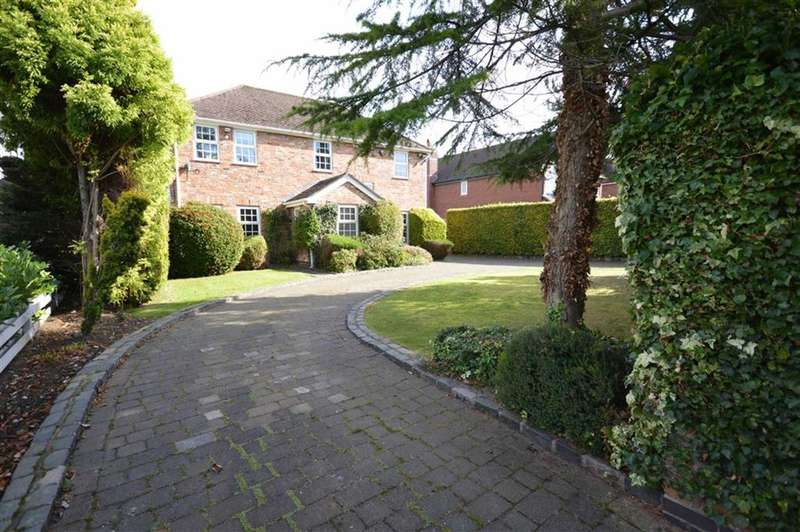 5 Bedrooms Property for sale in REGENT CLOSE, Bramhall, Stockport, Cheshire, SK7