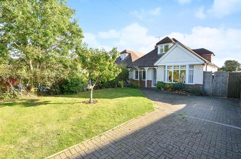 4 Bedrooms Detached Bungalow for sale in Burpham