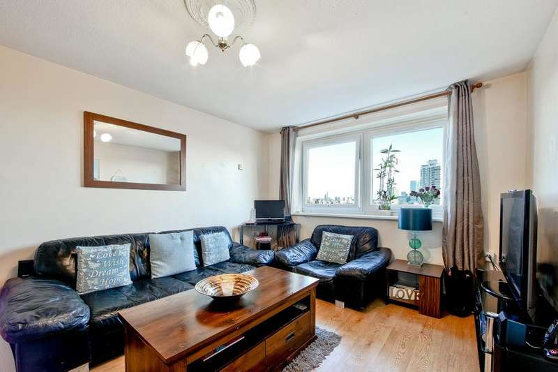 1 Bedroom Flat for sale in Hamlets Way, London E3