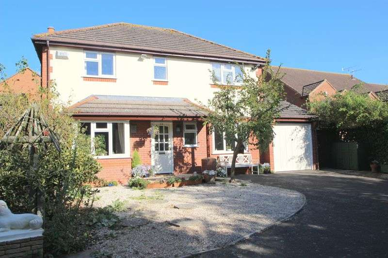 4 Bedrooms Detached House for sale in Toll Gate Close, Stratford-Upon-Avon
