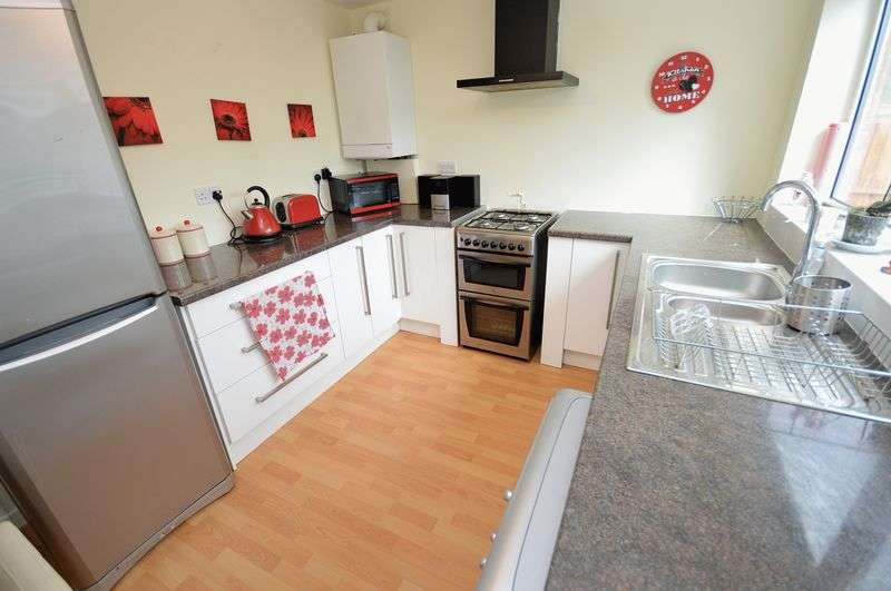 2 Bedrooms Semi Detached House for sale in Trispen Close, Liverpool