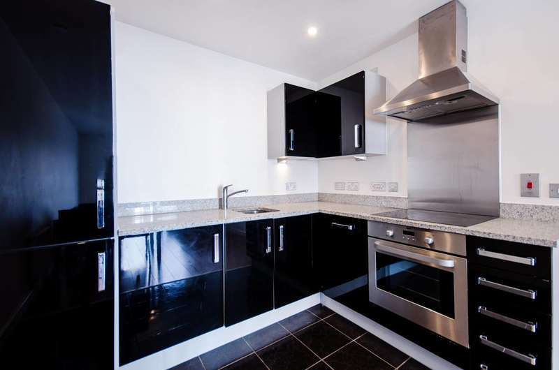 2 Bedrooms Flat for sale in City Peninsula, Greenwich, SE10