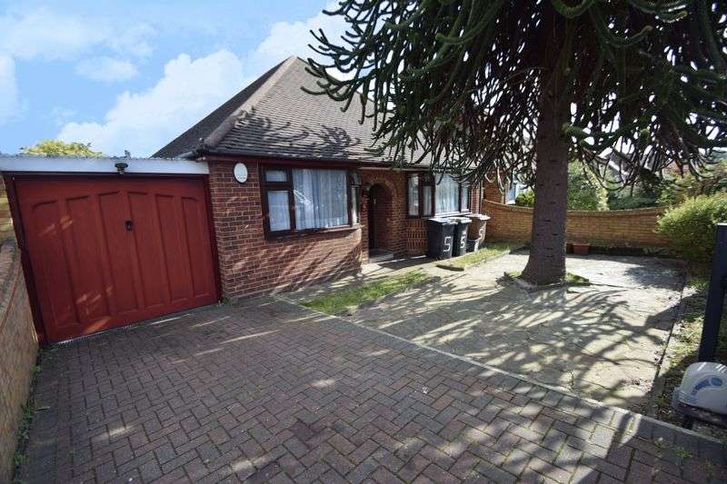 2 Bedrooms Detached Bungalow for sale in Wellgate Road, Luton
