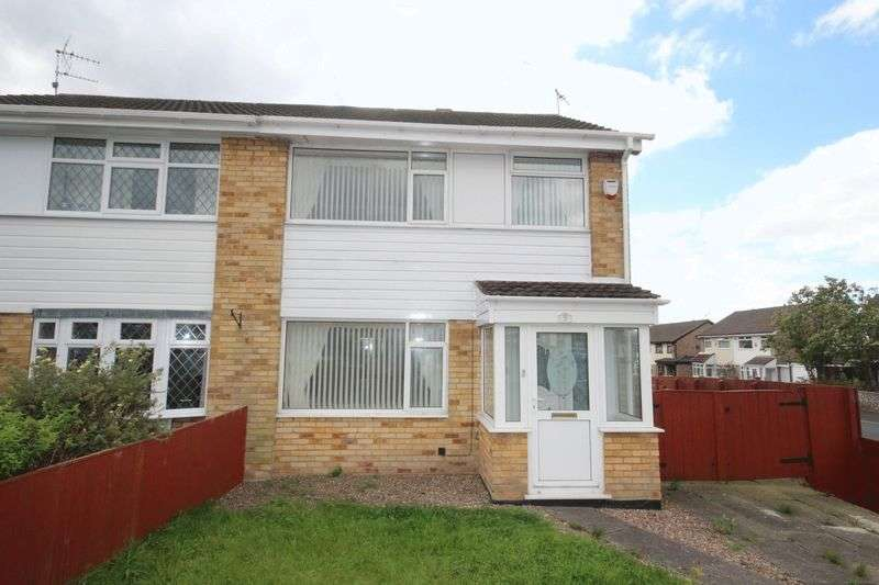3 Bedrooms Semi Detached House for sale in Summerfield Drive, Middleton, Manchester M24 2WW