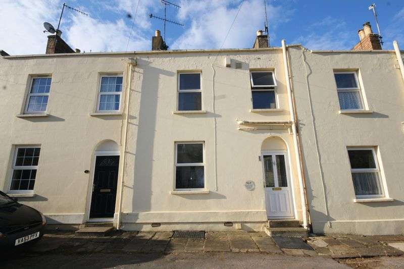 3 Bedrooms Terraced House for sale in Avenalls Parade, Old Bath Road / Sandford Park Vicinity