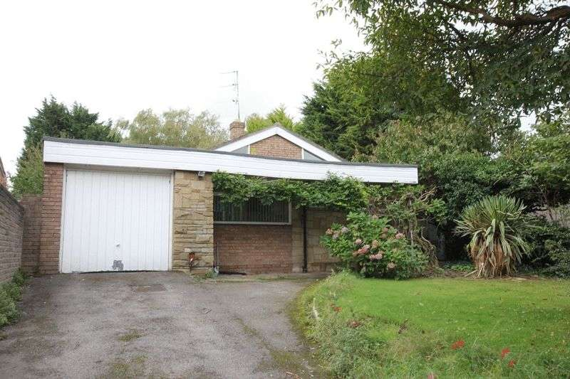 3 Bedrooms Detached Bungalow for sale in School Lane, Bidston, Wirral