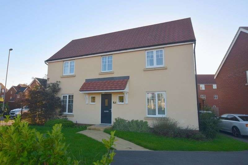 4 Bedrooms Detached House for sale in Arran Way, Bletchley, Milton Keynes