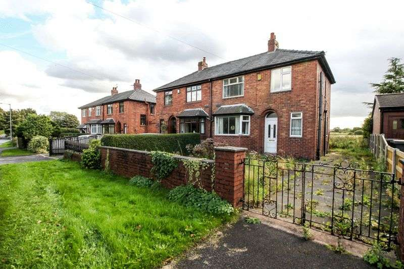 3 Bedrooms Semi Detached House for sale in Spring Road, Orrell