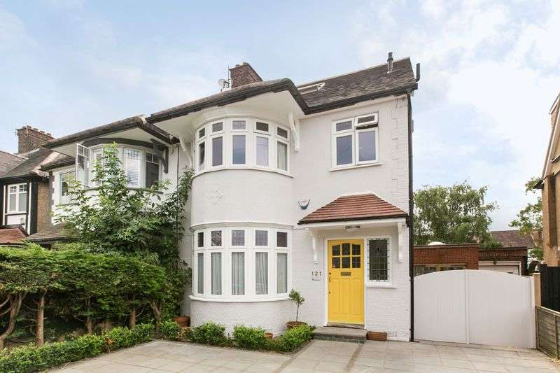 4 Bedrooms Property for sale in Leighton Gardens, Kensal Rise London NW10