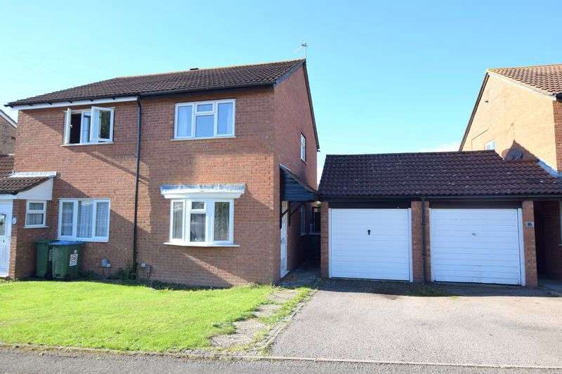 2 Bedrooms Semi Detached House for sale in Lambourne Avenue, Aylesbury