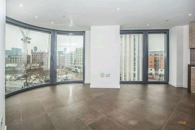 2 Bedrooms Flat for sale in City Road, London EC1V