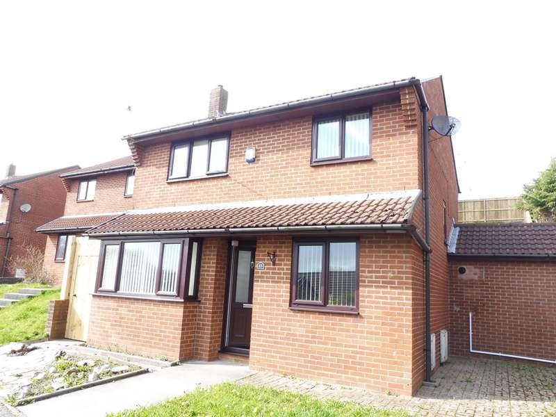 3 Bedrooms Detached House for sale in Fenwick Drive, Brackla, Bridgend