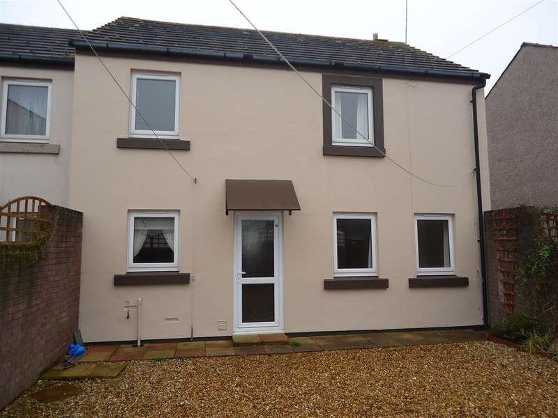 3 Bedrooms End Of Terrace House for sale in Earl Street, MILLOM