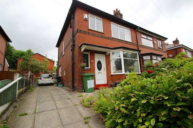 3 Bedrooms Semi Detached House for sale in Bradford Road, Bolton, BL3