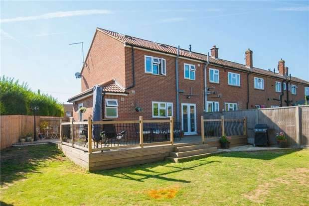 3 Bedrooms Semi Detached House for sale in Leachcroft, Chalfont St Peter, Buckinghamshire