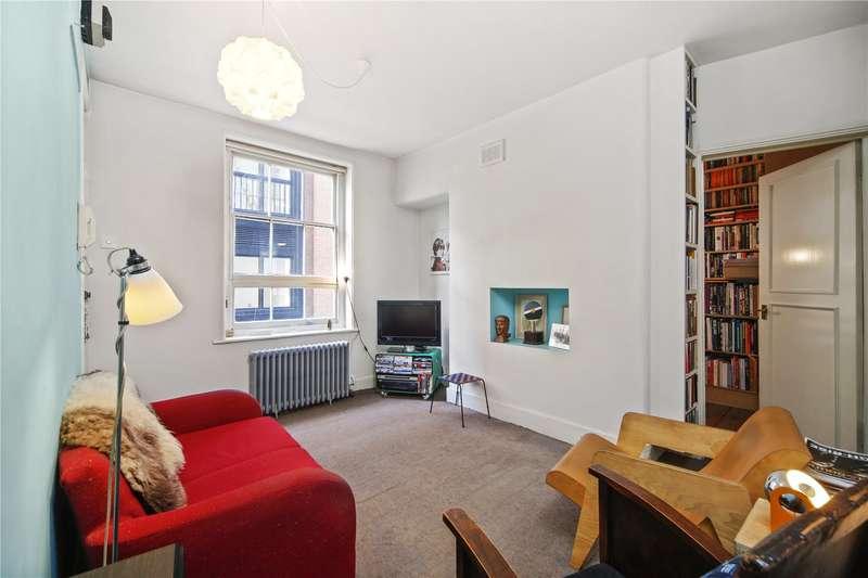 2 Bedrooms Flat for sale in Victoria Chambers, Luke Street, EC2A