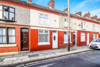 2 Bedrooms Terraced House for sale in Mindale Road, Liverpool, Merseyside, England, L15
