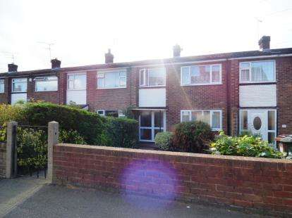 3 Bedrooms Terraced House for sale in High Street, Saltney, Chester, Cheshire, CH4