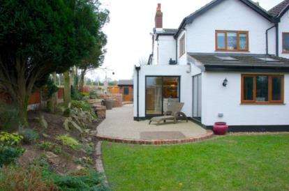 4 Bedrooms Barn Conversion Character Property for sale in Glazebrook Lane, Glazebrook, Warrington, Cheshire