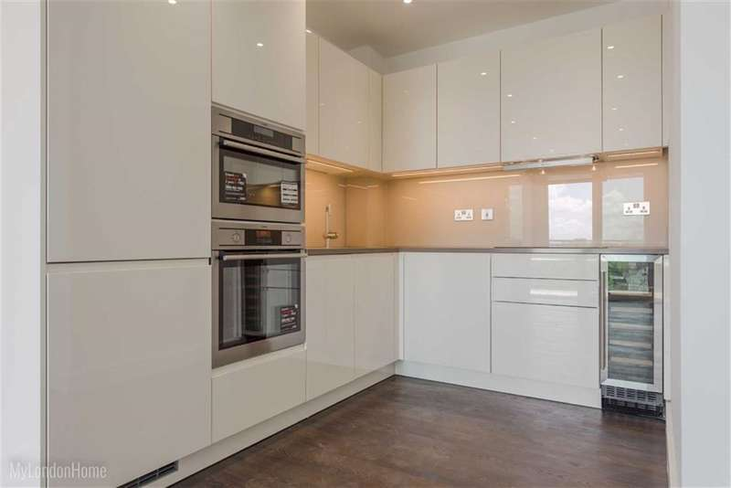 3 Bedrooms Property for sale in Pinto Tower, Nine Elms Point, Vauxhall Road, London, SW8